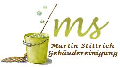 Logo Gebäudereinigung Wiesbaden Martin Stittrich